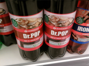 Anyone for some Dr. Pop?