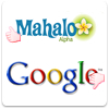 Mahalo is Hawaiian for thank you...and it likes flowers...